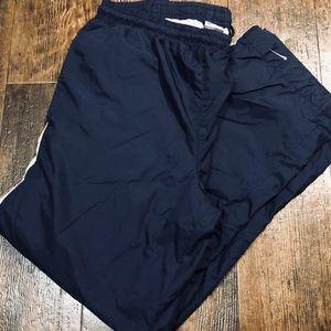 Nike Stiched Logo Windbreaker Pants